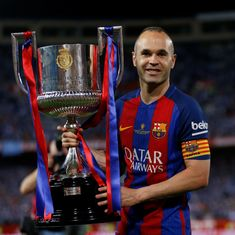 From Barcelona to Kobe? Iniesta headed to 'new home' Japan with owner of J-League club