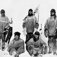 Revenge served cold: Did an act of sabotage lead to Robert Scott's death in the Antarctic?