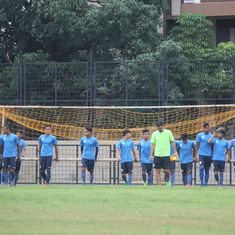 When the Indian U-17 team takes the field, results should cease to matter