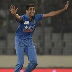 'It's a lot of fun': Jasprit Bumrah relishing prospect of teaming up with Ashish Nehra