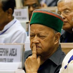 Despite truce between Rahul Gandhi and Virbhadra Singh, Congress faces an uphill task in Himachal