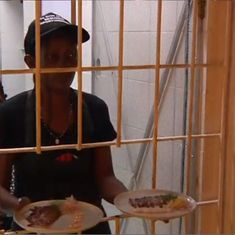 Watch how women inmates of a Colombian prison are running a restaurant from behind the bars