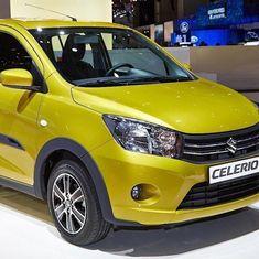 आम भारतीय की पहली ऑटोमेटिक कार सेलेरियो के नए लुक सहित ऑटो सेक्टर की हफ्ते की तीन बड़ी खबरें