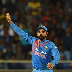Picking specialists for different formats key to India's success, says Kohli after T20I win