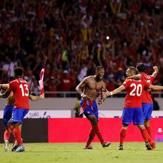 World Cup qualifiers: Costa Rica clinch berth for Russia 2018 with 1-1 draw against Honduras