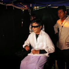 Watch: Behind the scenes of Rajinikanth's 3D movie '2.0'