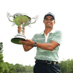 India's Ajeetesh Sandhu wins his first ever Asian Tour title in Taiwan
