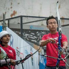 Archery: India's Jemson Ningthoujam and Ankita Bhakat bag mixed team gold in youth championship