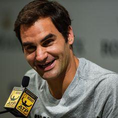 I feel like I'm where I want to be: Roger Federer confident ahead of Shanghai Masters