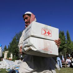 Red Cross to cut down Afghanistan operations after repeated attacks on aid workers