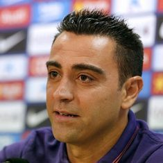 Xavi's January return to coach Barcelona on hold, under-pressure Valverde remains in charge: Report