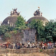 Shia Waqf Board chief says draft to resolve Ayodhya dispute peacefully will be ready by December 6
