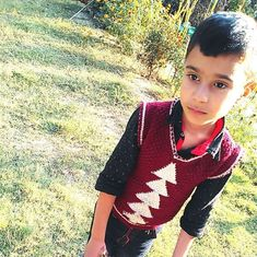 'He's just a child': Kashmiri boy fights for his life after militant targets his policeman-father