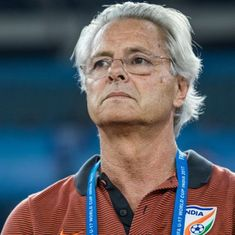 Football: Luis Norton de Matos, India's coach at the U17 World Cup, steps down from AIFF role