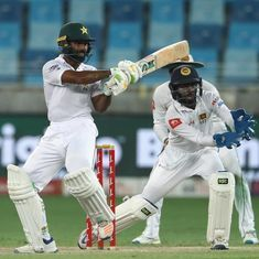 Pakistan claw their way back to set up thrilling finish in second day/night Test