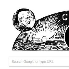 Google celebrates Norwegian explorer and refugee advocate Fridtjof Nansen with doodle