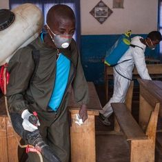 Plague in Madagascar: 33 dead, 230 infected since August