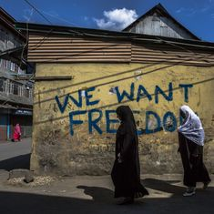 'Are you able to buy food during curfews in Kashmir?': Five poems on, from, and away from Kashmir