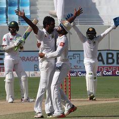 A memorable series win: Dilruwan's five-for helps Sri Lanka beat Pakistan by 68 runs in 2nd Test