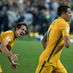 Cahill's extra-time winner ends Syria's dream run, Australia edge closer to World Cup berth