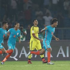 'I am part of history': After 'golden' goal, Jeakson Singh confident of success against Ghana