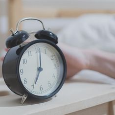 Circadian rhythm: The thing that tells your body when to wake up and when to sleep