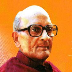 रामविलास शर्मा : पहला मार्क्सवादी विचारक जो मानता था कि आर्य भारत से पूरी दुनिया में फैले हैं