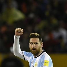 Lionel Messi keen to avoid Spain in group stage of 2018 World Cup