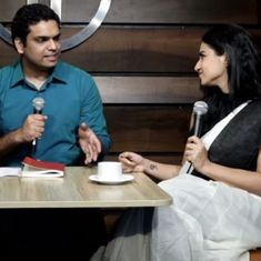 Watch: A woman and two men discuss what privacy means in everyday life for Indians