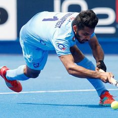 Asia Cup: Harmanpreet Singh's double sets up India's 5-1 thrashing of Japan in opener