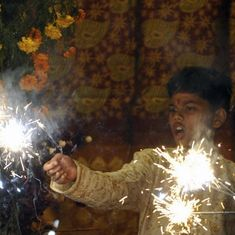 Supreme Court refuses complete ban on firecrackers, allows them between 8 pm and 10 pm on Diwali