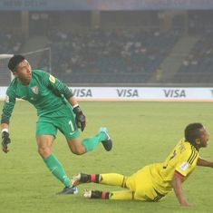Football: Ex-Indian Arrows goalkeeper Dheeraj Singh signs with Kerala Blasters