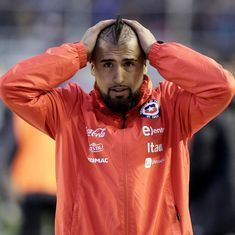 Arturo Vidal backtracks on retirement statement after Chile's World Cup debacle