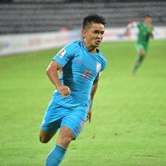 Asian Cup is the tournament we play for: Sunil Chhetri determined to do well at UAE 2019