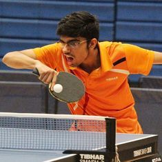 Table tennis: Manav Thakkar impresses despite round-of-16 exit at Thailand Open