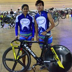 Cycling: India top medal tally with 7 gold, 9 silver and 5 bronze at Track Asia Cup
