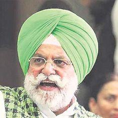 Sand mining row: Punjab Power and Irrigation Minister Rana Gurjit Singh quits