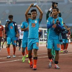 'A Beacon Of Hope': Twitter hails the Indian football team as U-17 World Cup campaign ends