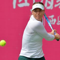 'Lot of things to improve on': Sharapova after easing into Shenzhen semis