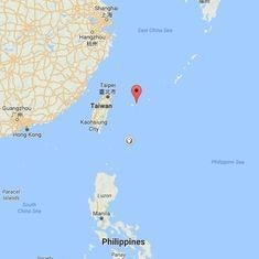 Eleven Indians missing after cargo ship sinks off Philippines coast
