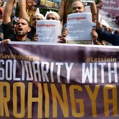 31 Rohingyas stuck in no man's land as both India, Bangladesh claim they came from the other side