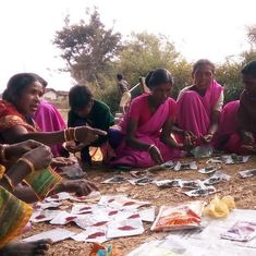 In a Jharkhand district, women are growing food in their kitchen gardens to tackle poor nutrition