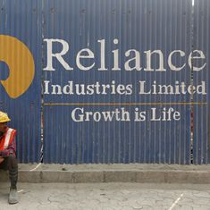 Reliance Industries becomes first Indian company to touch Rs 6 lakh crore in market capitalisation