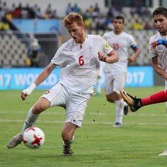 Fifa U-17 World Cup: Iran blank Costa Rica to finish top of Group C