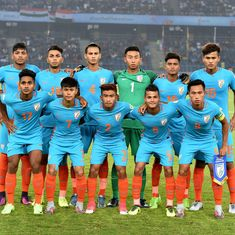 Tiring defence, inaccurate attack: The numbers behind India's Fifa U-17 World Cup campaign