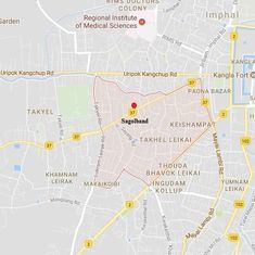 At least 10 people injured in Manipur grenade attack