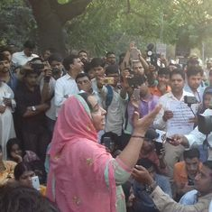 A year later, JNU student Najeeb Ahmed is still missing. This is how the police treated his mother