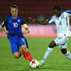 Fifa U-17 World Cup: France thrash Honduras 5-1, to play Spain in Round of 16