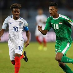 Fifa U-17 World Cup: England crush Iraq 4-0 to set up round of 16 clash against Japan