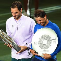 'Keep playing on and on': Twitter reacts to Federer's win against Nadal at Shanghai Masters